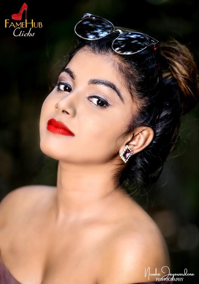 Nethu Gamage Hot Photo Shoot | Cybersrilanka
